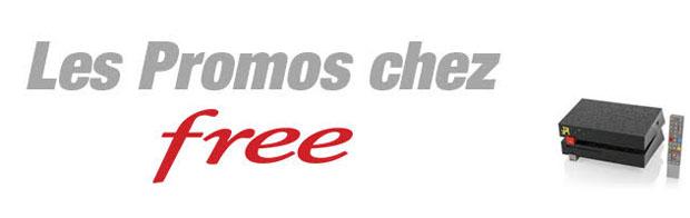 Les promos chez Free