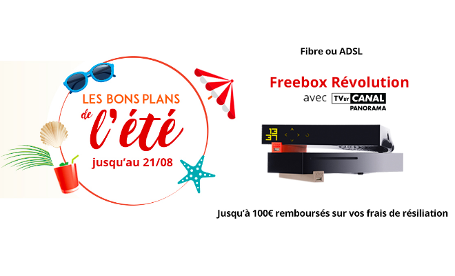 bons plans d t freebox c est reparti pour un tour les promos chez free. Black Bedroom Furniture Sets. Home Design Ideas